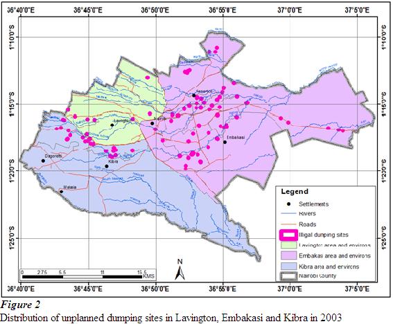 Figure2-Distribution-of-unplanned-dumping-sites-2003