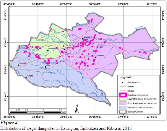 Figure4-Distribution-of-unplanned-dumping-sites-2013
